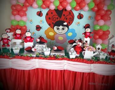 decorar festa joanina