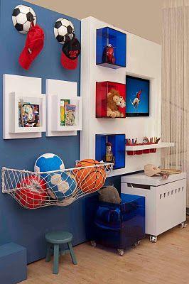 decorar o quarto de menino 1