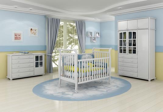 decorar quarto bebe menino