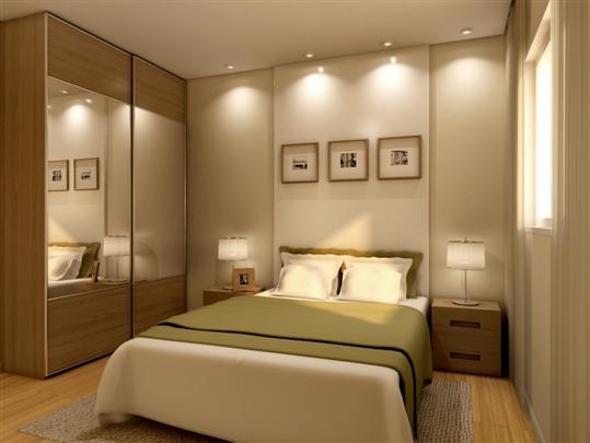 decorar quarto casal pequeno