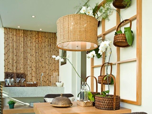 decore com bambus