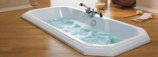 dicas banheira