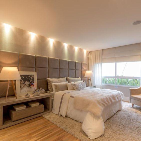 dicas ideias decoracao quartos sonho cabeceira estufada