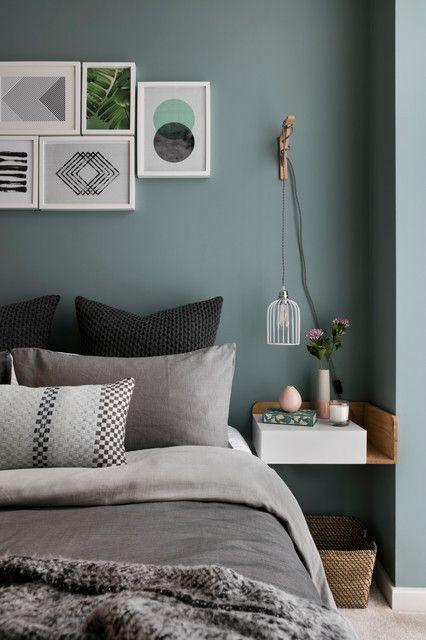 dicas ideias decoracao quartos sonho cinza