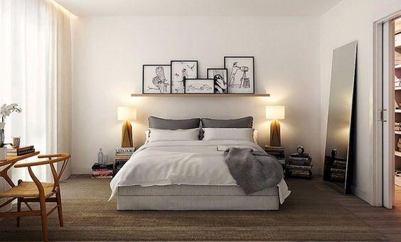dicas ideias decoracao quartos sonho clean