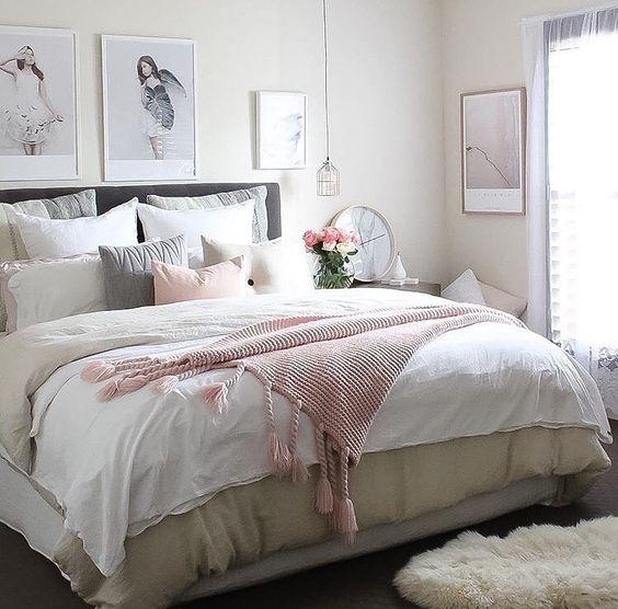 dicas ideias decoracao quartos sonho simples