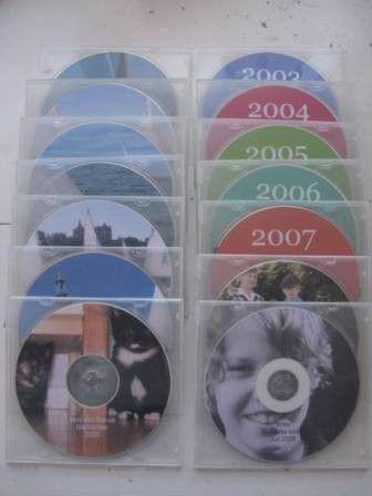 dicas organizar fotos cds