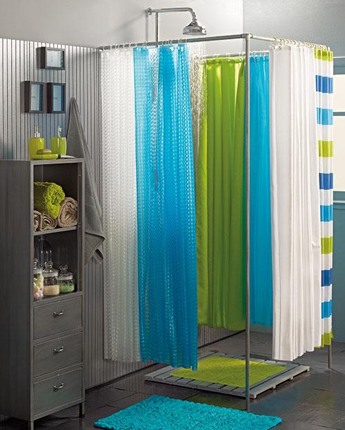 dicas para escolher cortina duche
