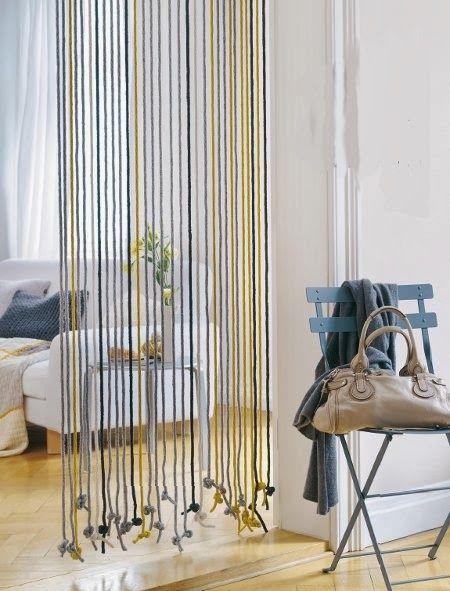 divisao ambientes cortina simples
