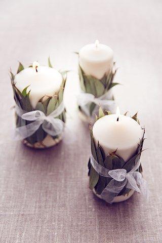 diy decoracao velas 10