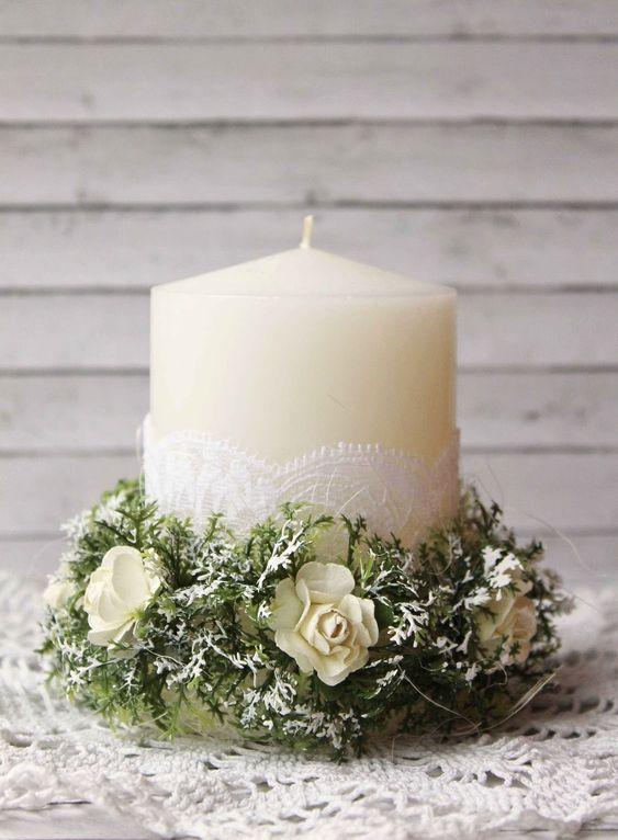 diy decoracao velas 11