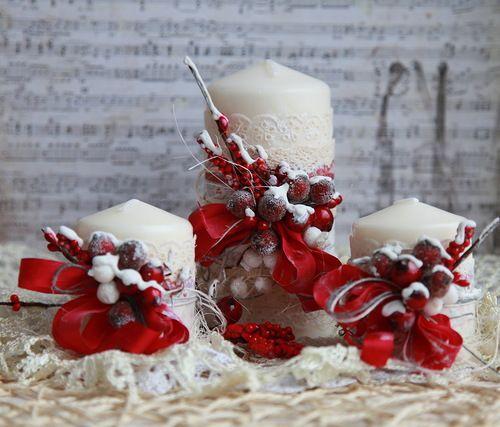 diy decoracao velas 13