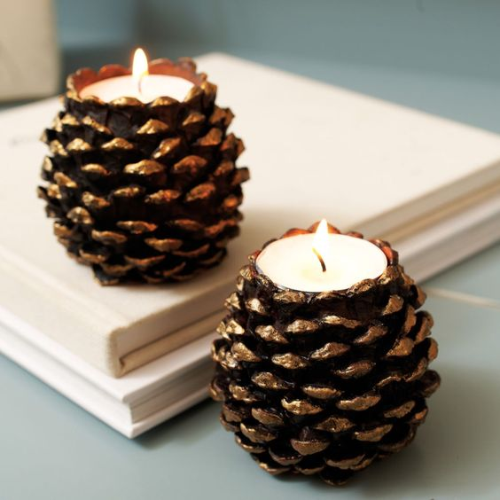 diy decoracao velas 2