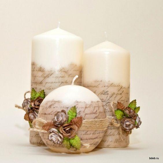 diy decoracao velas 6