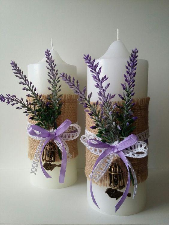diy decoracao velas 7