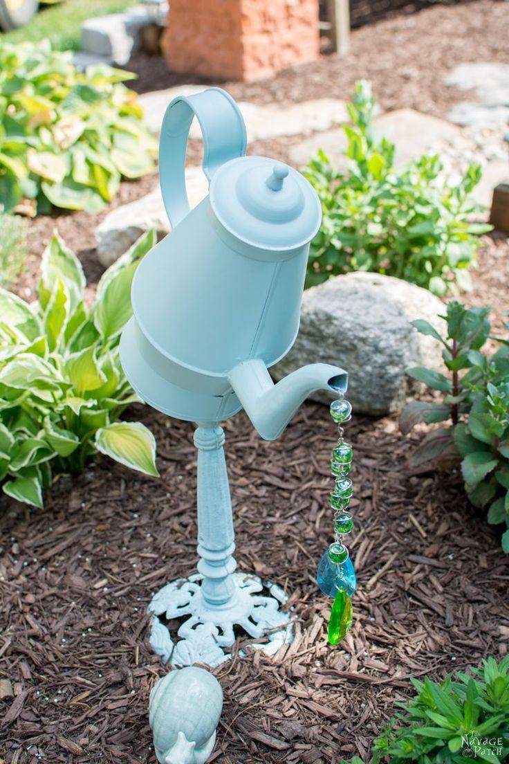diy decorar o seu jardim 4