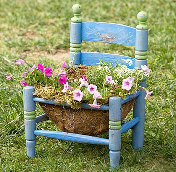 diy decorar o seu jardim 9