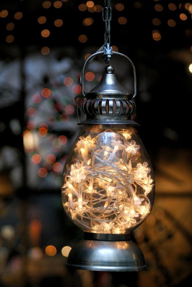 diy lanterna jardim 1