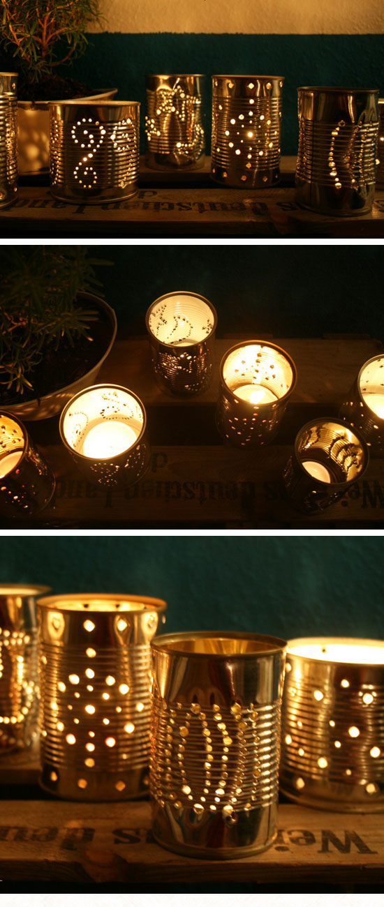 diy lanterna jardim 4