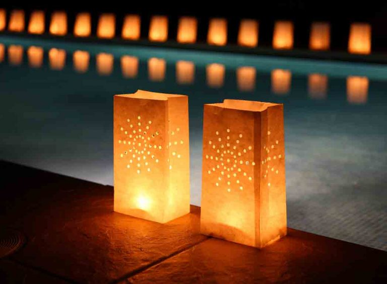 diy lanterna jardim 5