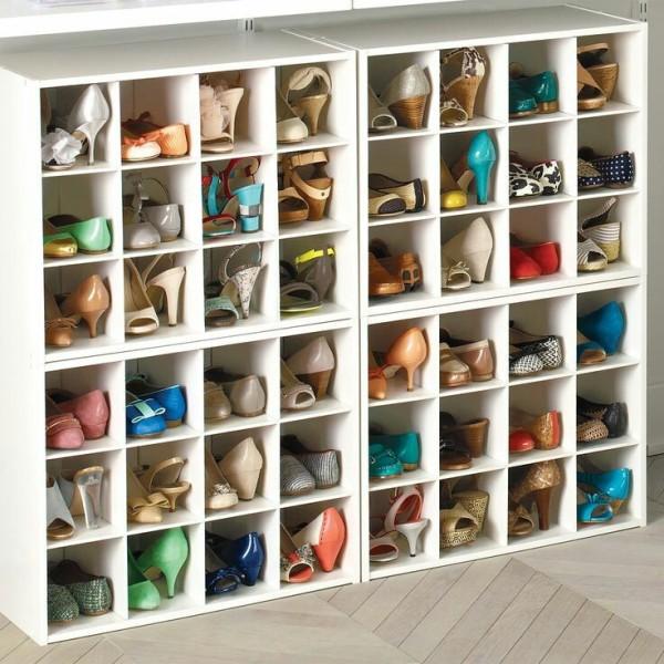 diy organizar sapatos 1