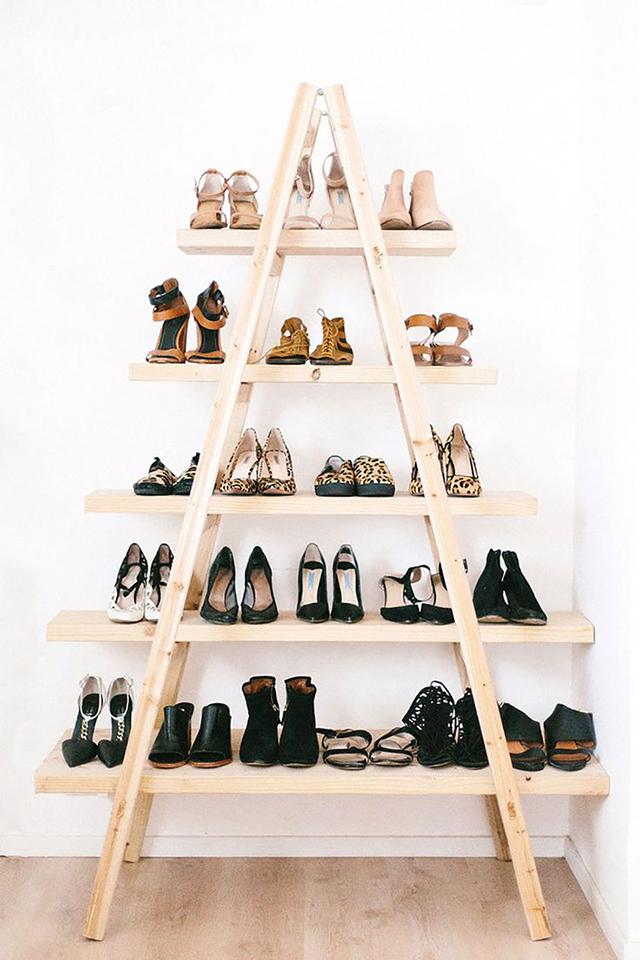 diy organizar sapatos 12
