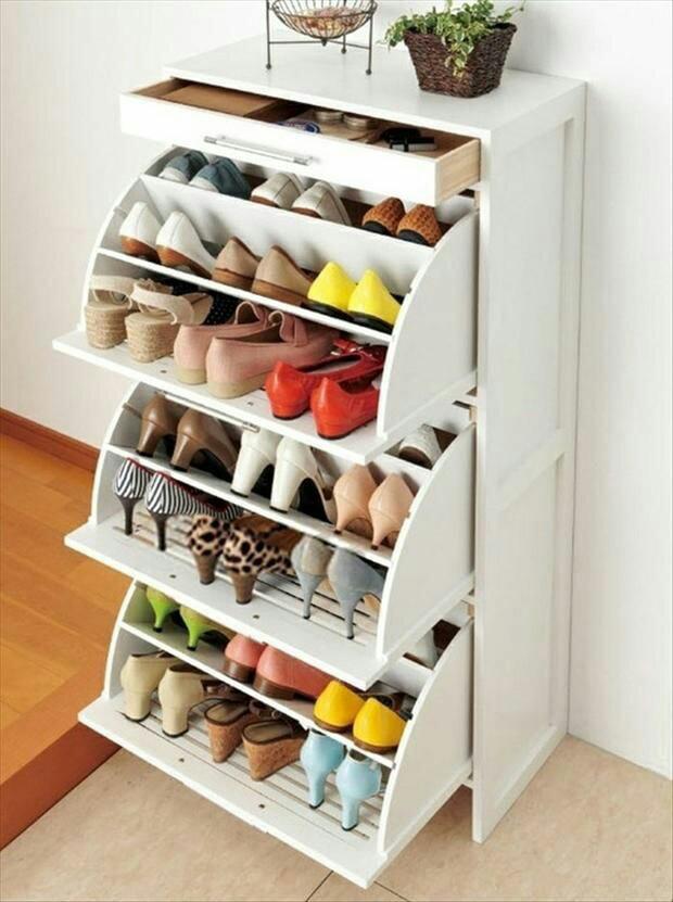 diy organizar sapatos 6