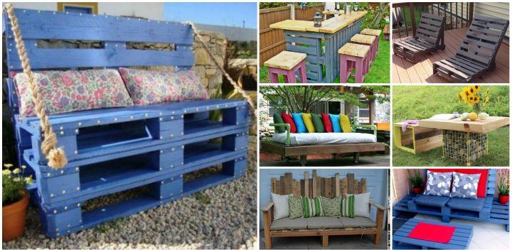 25 ideias incr veis para mobili rio exterior com paletes for Mobiliario exterior plastico