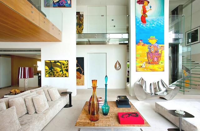duplex decorar apartamento