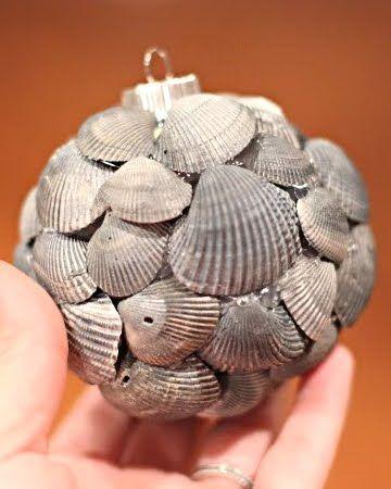 enfeites natal conchas 4