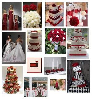 escolha as cores da decoracao de seu casamento