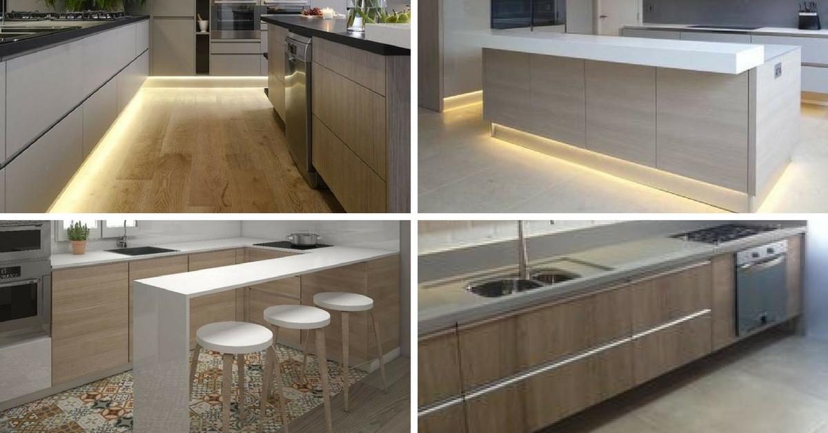 escolher piso cozinha