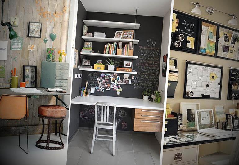 escritorio retro