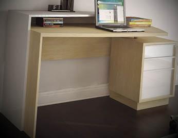 escrivaninhas modernas modelo