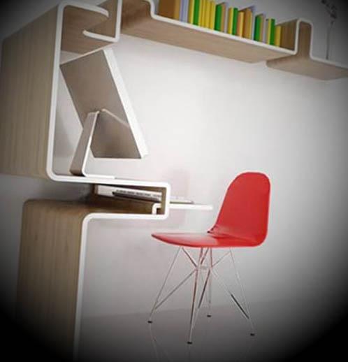 escrivaninhas modernas