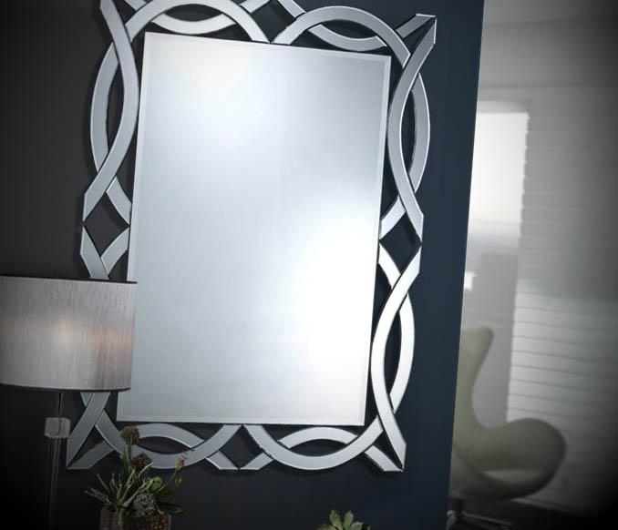 espelho moderno
