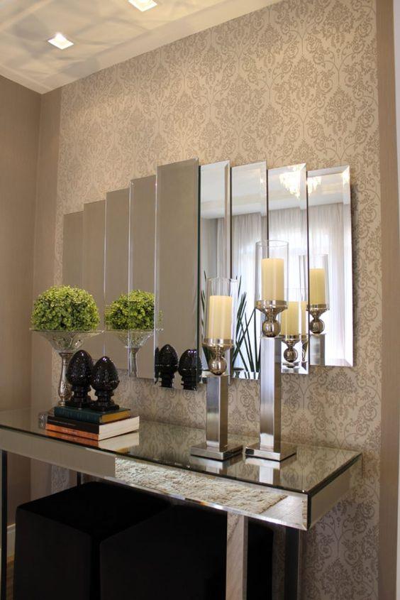 espelhos decoracao entrada 1