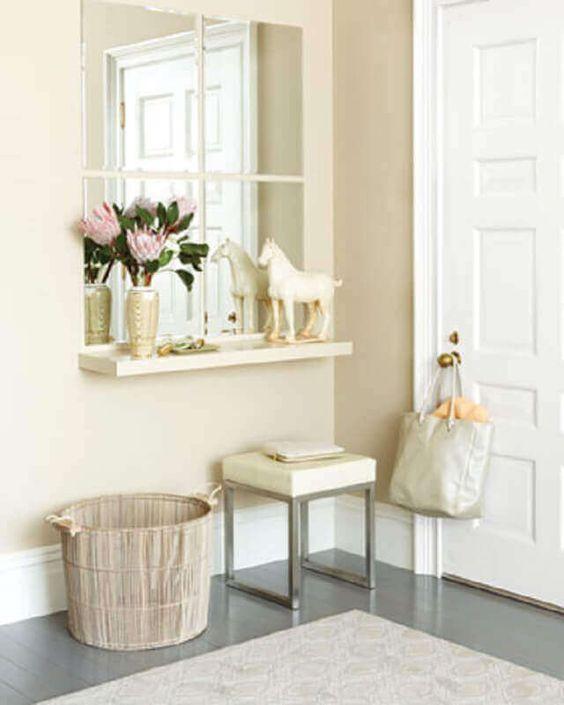 espelhos decoracao entrada 13