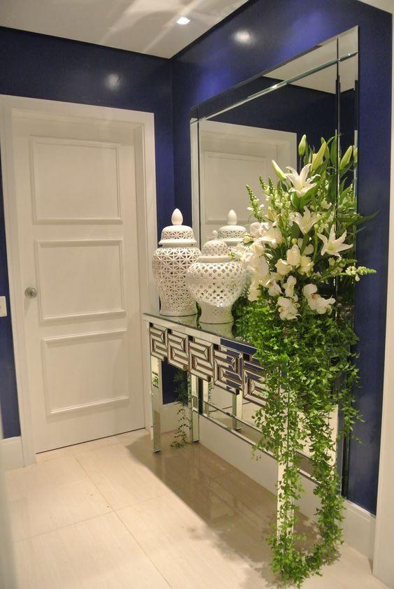 espelhos decoracao entrada 2