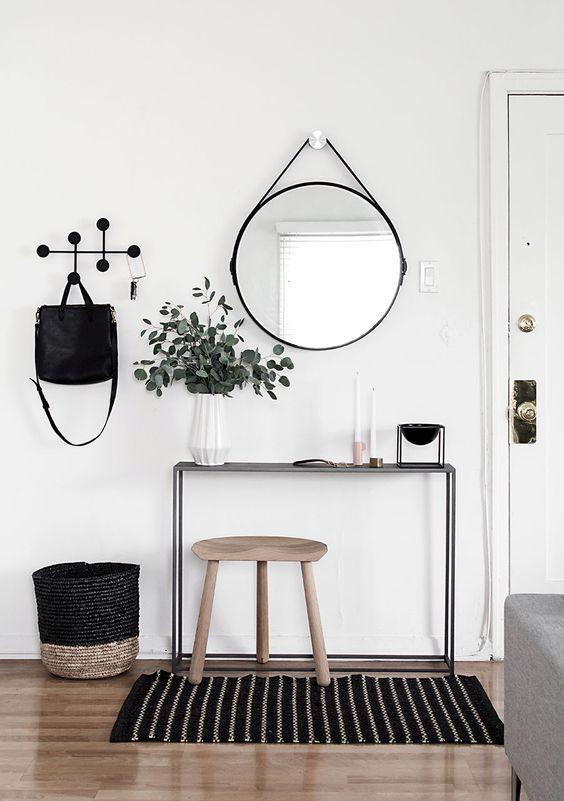 espelhos decoracao entrada 4