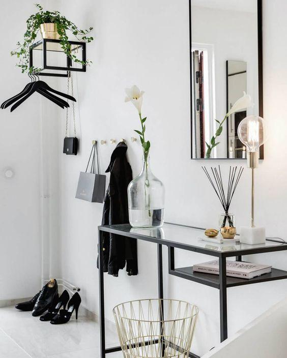 espelhos decoracao entrada 5