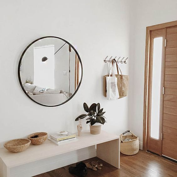espelhos decoracao entrada 6