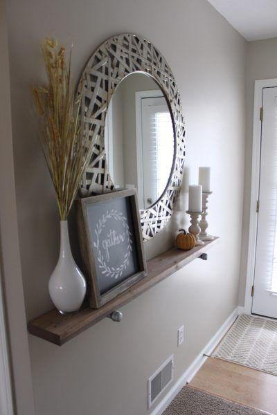 espelhos decoracao entrada 7
