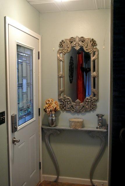 espelhos decoracao entrada 8