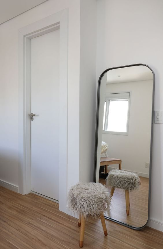 espelhos quarto feminino