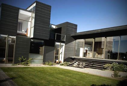 fachada moderna luxo
