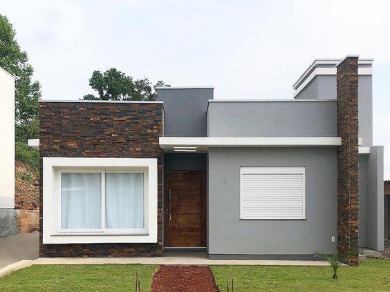 fachadas casas pequenas 4