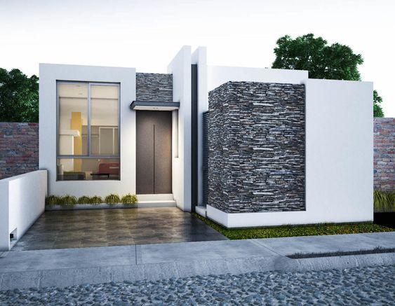 fachadas casas pequenas 7