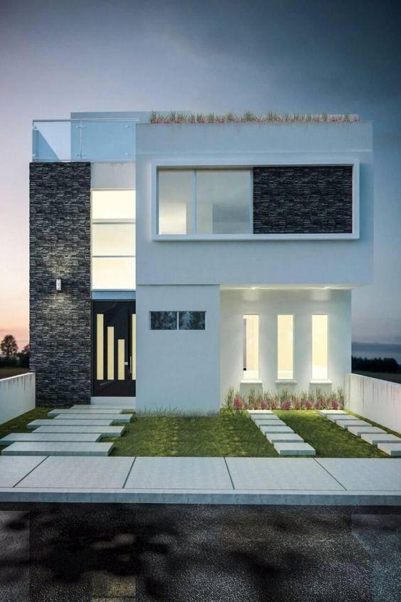 fachadas casas pequenas 8