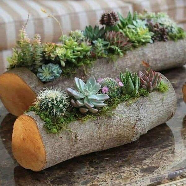 floreira madeira diy rustico